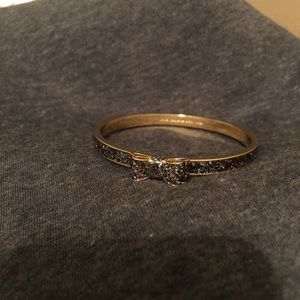 Kate spade glitter bangle